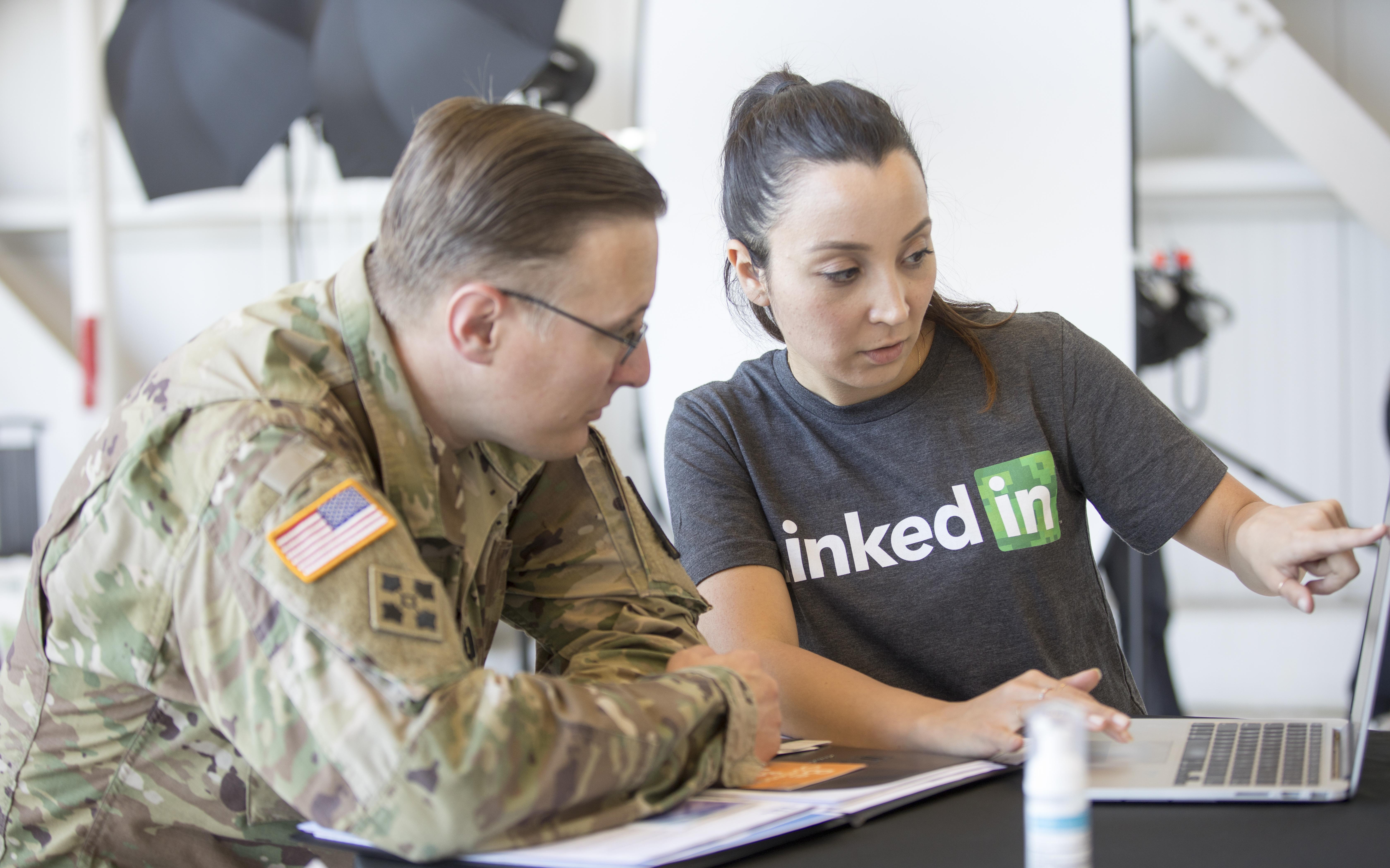 veteran subscriptions linkedin for good