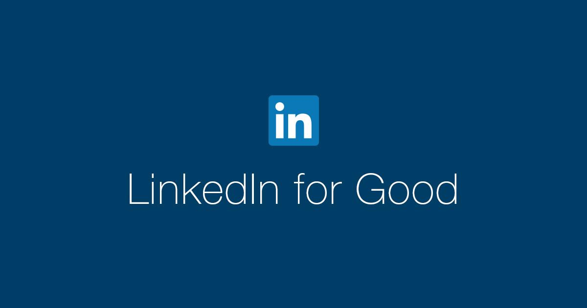 LinkedIn: LinkedIn For Nonprofits